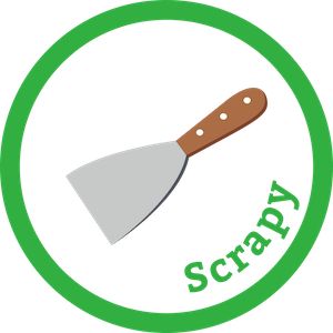 Scrapy web scraping
